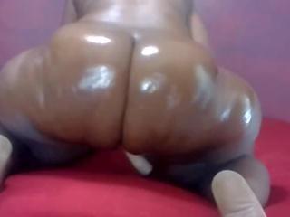 Ebony African Amazon BBW Bigbutt Cam, Porn 11