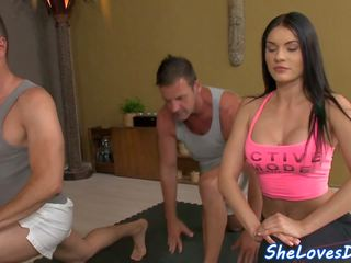 Arap threeway becerdin sonra yoga, ücretsiz kaza porn 82