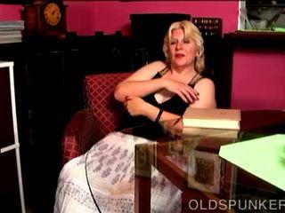 thick, cougar, old, grandma