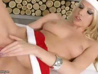 echt vingerzetting neuken, mooi pornosterren, controleren kerstmis vid