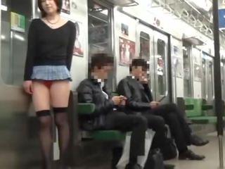 groot brunette, orale seks, japanse film