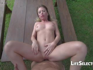 real outdoors clip, check milfs video, real doggy style fucking