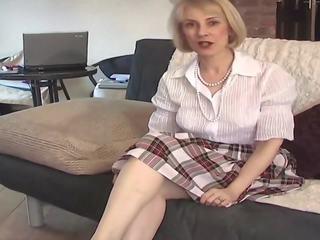 Hazel May: Free Mature & British Porn Video 0e