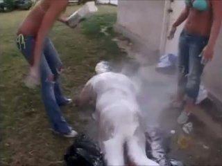 oraal tube, vol bizzare mov, een rimmen seks