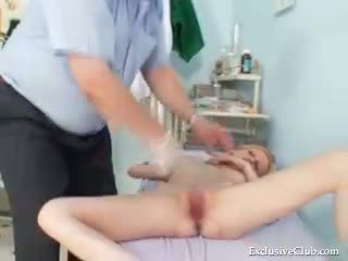 vagina, doctor, hospital, gynochair