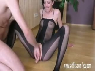 Roughly Fisting Her Teen Twat Till She Squirts