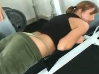 brunette video-, ideaal orale seks, alle deepthroat