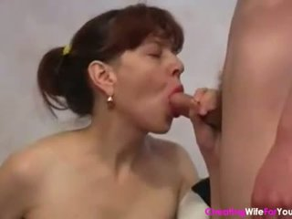 brunette great, see blowjobs hottest, most cougar