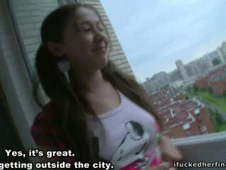 boren teen pussy scène, orale seks neuken, sucking cock film