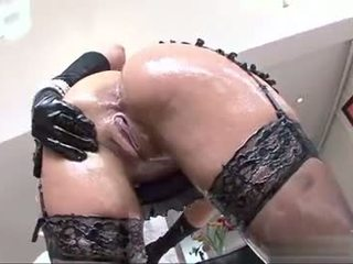 Sexy daughter accidental creampie