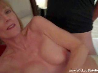Melanie Needs Two Cocks Now, Free Wicked Sexy Melanie Porn Video