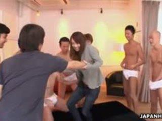kwaliteit japanse, nieuw groepsseks, u kleine tieten scène