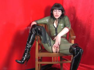 Latex Catsuit and Boots, Free Latex Boots Porn 9e