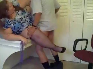 SSBBW Office Fuck: Free Wife Porn Video c8