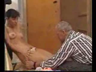 echt opa kanaal, oude farts video-, groot tiener thumbnail