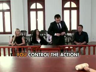 Lawyer leanna dolce gives tutto a vittoria il caso.