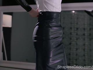 brunette, sex toy, kinky