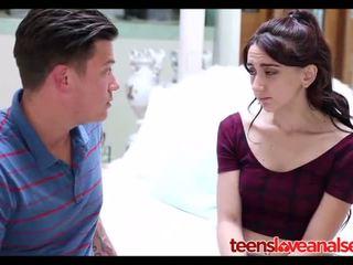 jung, teenageralter, anal sex