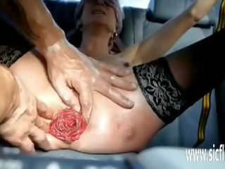 see gaping film, more anal, hottest dildo action
