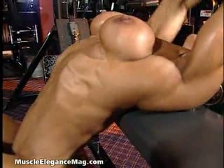 Denise Masino 26 - Female Bodybuilder
