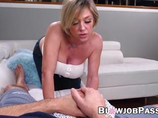 zuig- porno, controleren massief, pijpbeurt seks