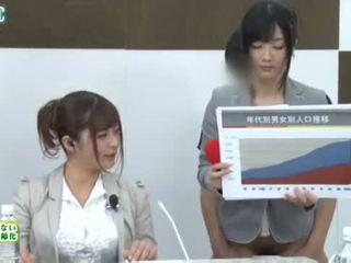 Japonská televize zprávy