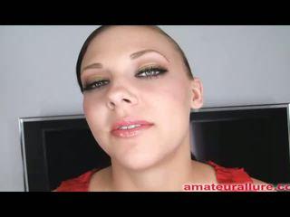 Petite Teen Fucked Hard Eats Cum