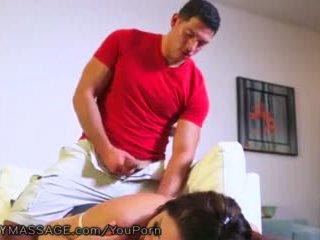 masturbace, masáž, maminka