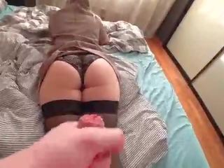 Stepsister with big ass and tight pussy about which you dream