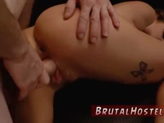 Police bdsm first time Two youthful sluts, Sydney Cole and Olivia Lua,