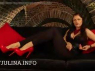 quality high heels vid, more humiliation film, any femdom video