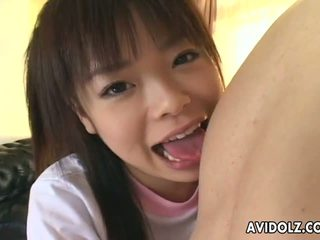 Adorable Teen Sucking a Big Hard Dick, Porn 73