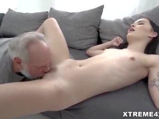 pa mov, oud en jong porno, ronde kont seks