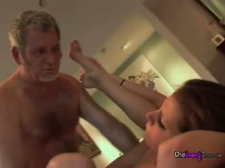Missy Fucks Him Hard And Long Then Swallows His Cum