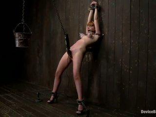 vastgebonden neuken, nominale hd porn, slavernij scène