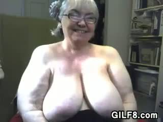 any big boobs most, full webcam you, fun granny