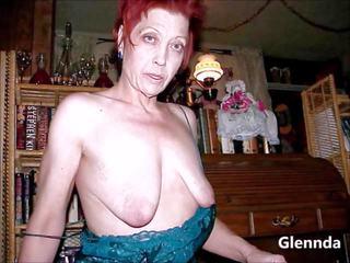 Glennda: Free Saggy Tits & Mature Porn Video 48
