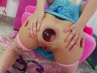 Nylon sex clips