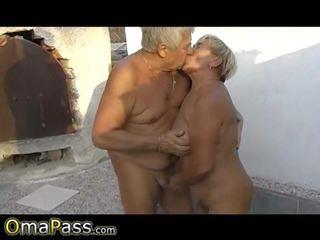 Omapass Amateur Mature Homemade Threesome Video: HD Porn 5a