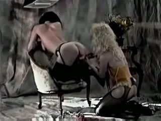 group sex, lesbians, anal