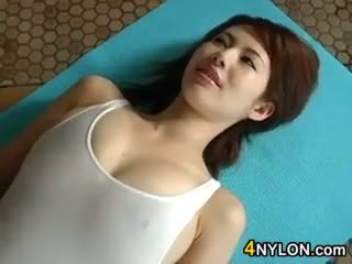 Japanese Beauty With Big Boobs Non Nude