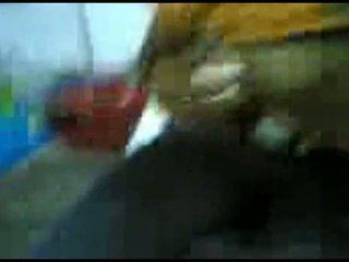 Hot Indian Secretary Blows Her Boss's Black Cock
