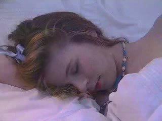 fresh bride, brides, see sleeping vid