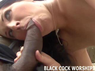 cuckold, fresh riding tube, black cock