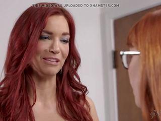 best lesbians film, watch milfs, redheads