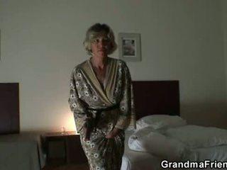 reality posted, old film, fun grandma thumbnail