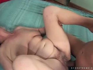 Horny Grannies and Young Men Sex Compilation