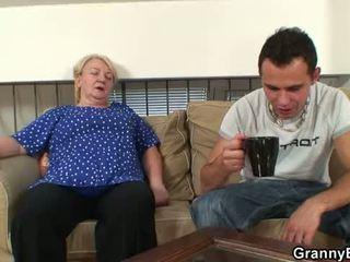 60 years xưa bà nội sucks và rides