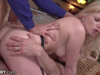 plezier dubbele penetratie tube, mooi anaal gepost, vol groep film