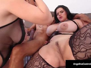 threesomes check, quality slave hq, ideal angelina castro live full